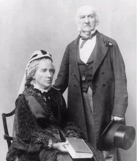William Gladstone & Catherine Glynne