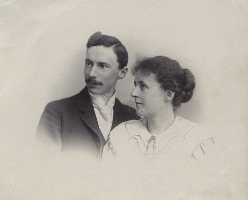 Russell and Alys